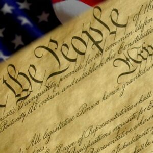 God's Charter of Freedom – The Constitution